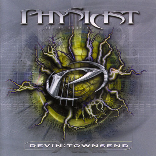 Devin Townsend-The Physicist